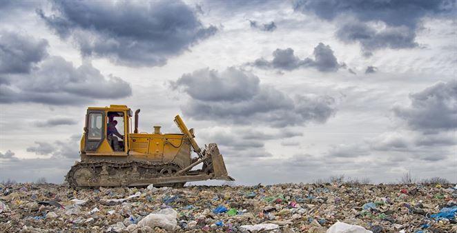 Rastúci odpad nie je problémom. Boj proti nemu môže byť