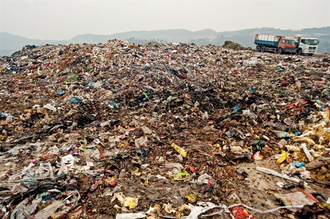 export odpadu