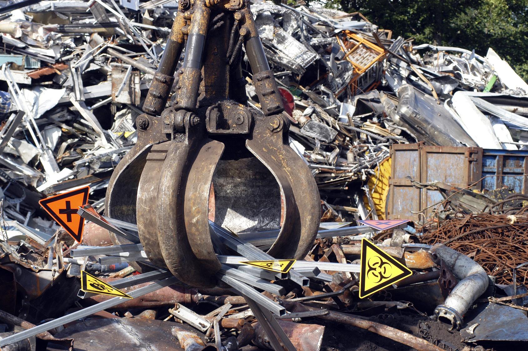 Vlani na Slovensku šesťkrát zachytili rádioaktívne materiály neznámeho pôvodu