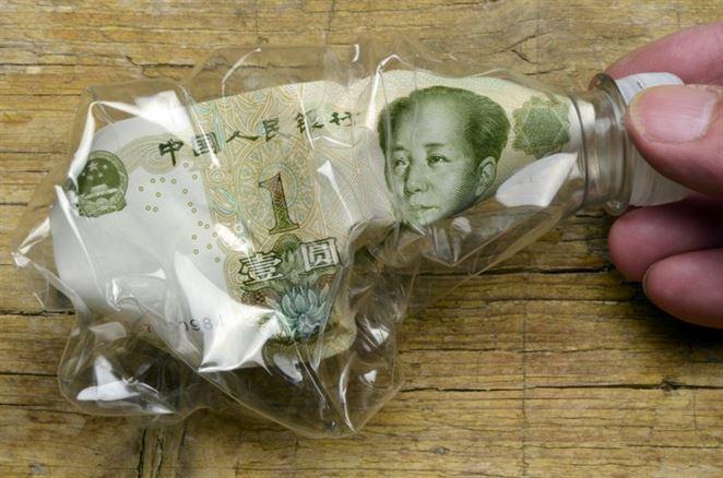 čínsky odpad