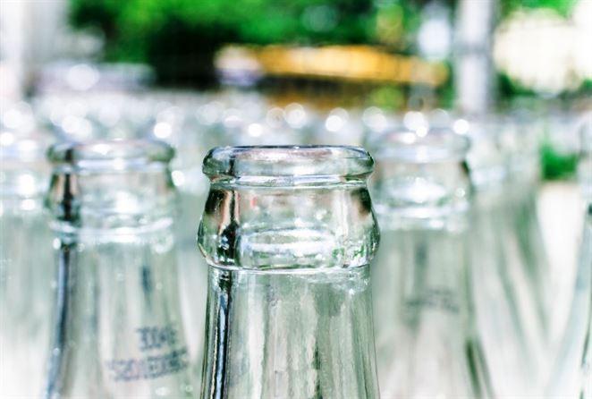 Slovensko vraj recykluje sklenené fľaše a nádoby iba málo