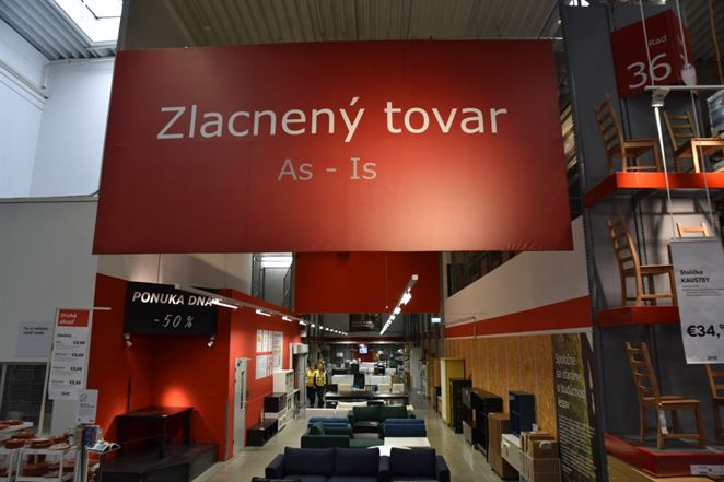IKEA predáva vybrané textilné produkty vyrobené z vlastného odpadu
