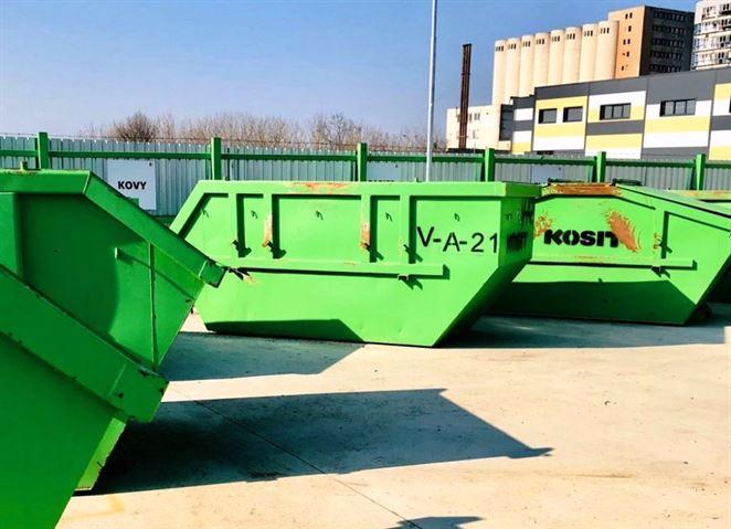 KOSIT obnovuje zvoz objemného odpadu