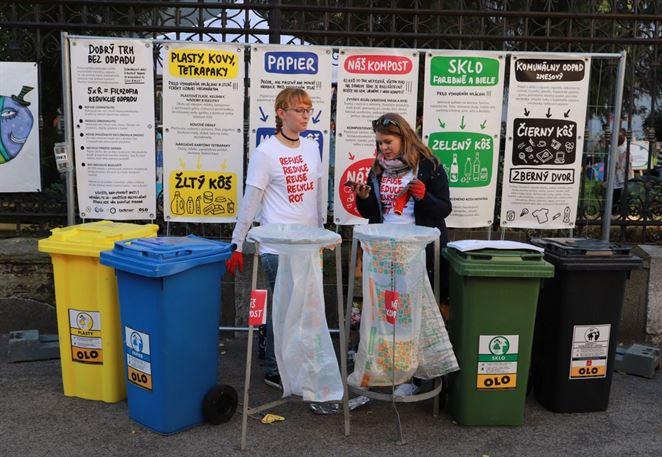 Dobrý trh na Panenskej bol opäť aj zero waste (fotoreportáž)