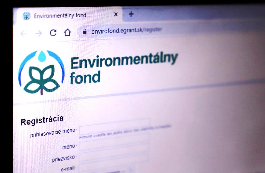 Samosprávy pozor! Environmentálny fond mení spôsob podávania žiadostí o dotácie