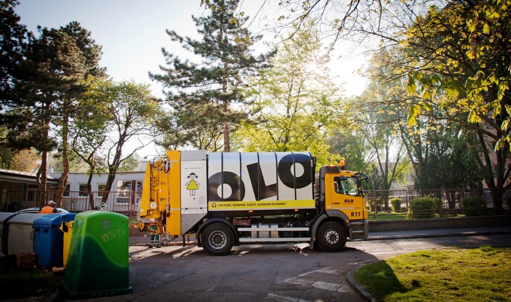 Ako bude fungovať odvoz odpadu, ZEVO a zberné dvory OLO v Bratislave cez Veľkú noc 2021?