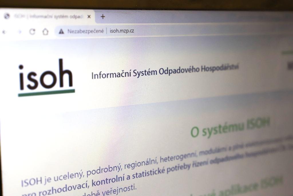 Český ISOH má dostať novú verziu, MŽP ČR vypísalo súťaž