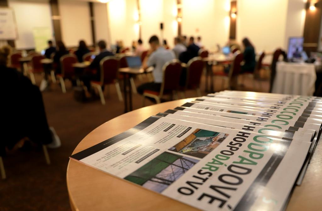 konferencia Recyklácia odpadov