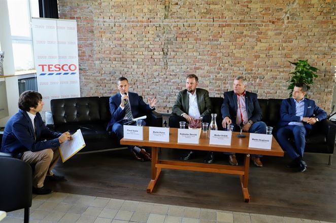 Proti plytvaniu potravinami má pomôcť spolupráca medzi sektormi (+ foto)