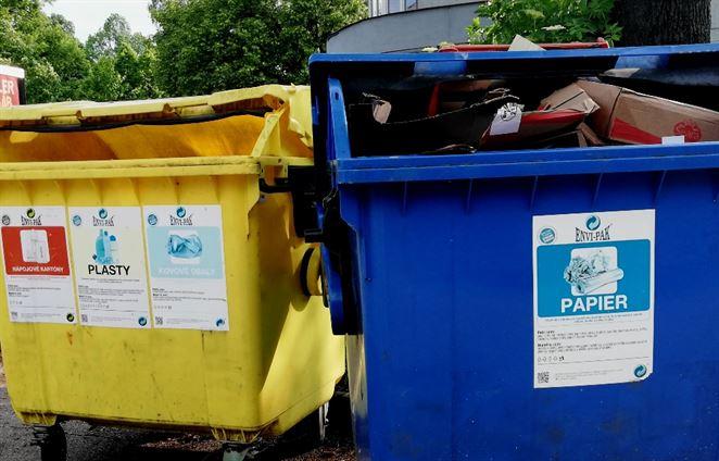 ENVI - PAK vlani zhodnotil takmer 70 % vyzbieraných odpadov z obalov
