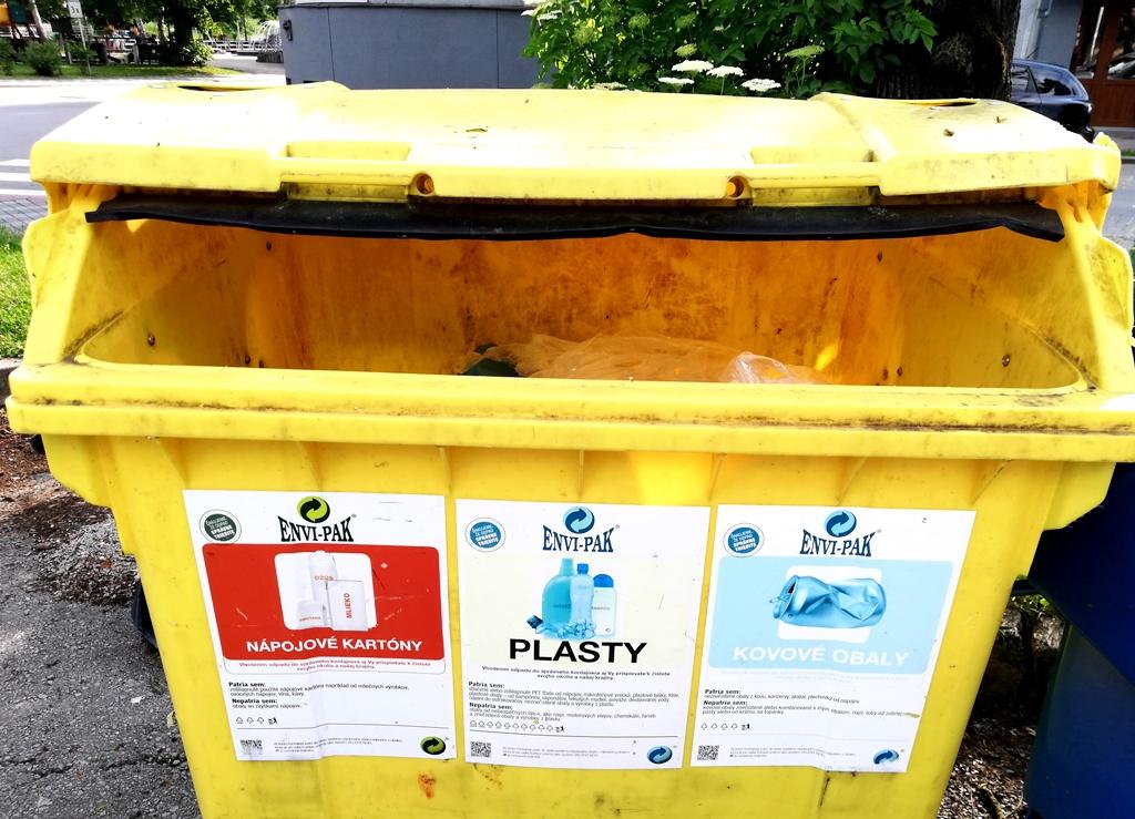ENVI - PAK: Plníme ciele zberu aj limity recyklácie