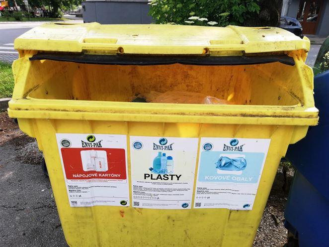 ENVI-PAK zverejnil sumárnu evidenciu odpadov za tretí štvrťrok 2019