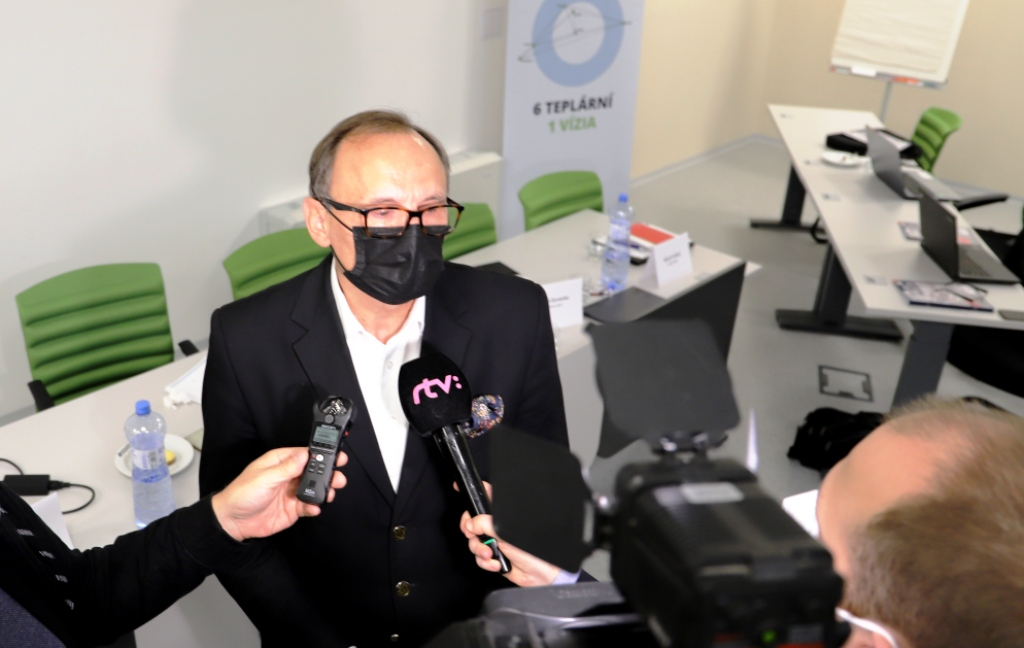 Štátne teplárne chcú byť slovenským lídrom vo využívaní odpadu pre diaľkové vykurovanie