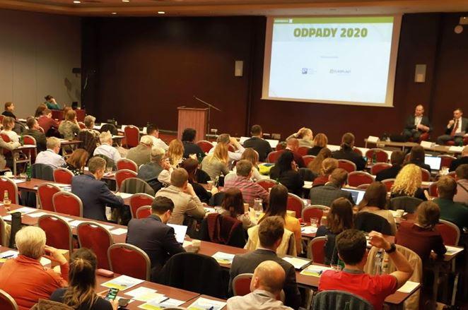 Fotoreport: Ako bolo na konferencii ODPADY 2020