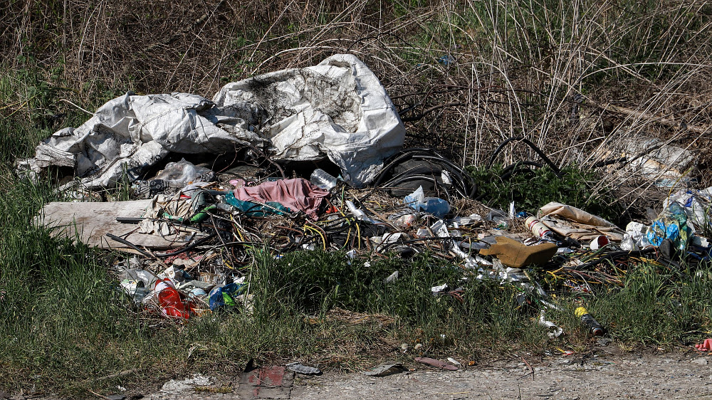 Poľsko vykazuje 50 % mieru recyklácie odpadu. Triedi však tretinu