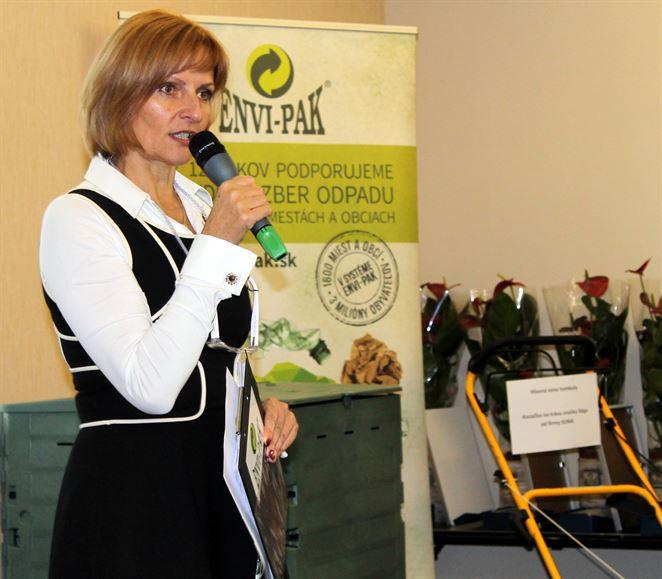 Silvia Nosálová: Vzdelávanie nie je povinnosť, ale nevyhnutnosť
