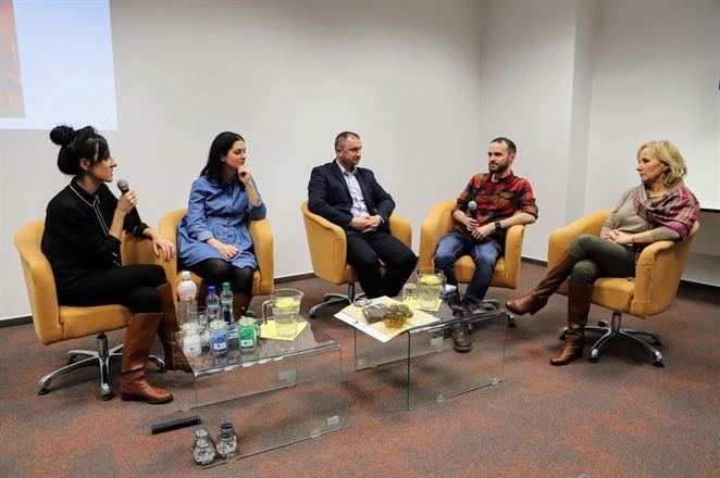 Podnikatelia diskutovali o svojich projektoch zero waste (+ video)