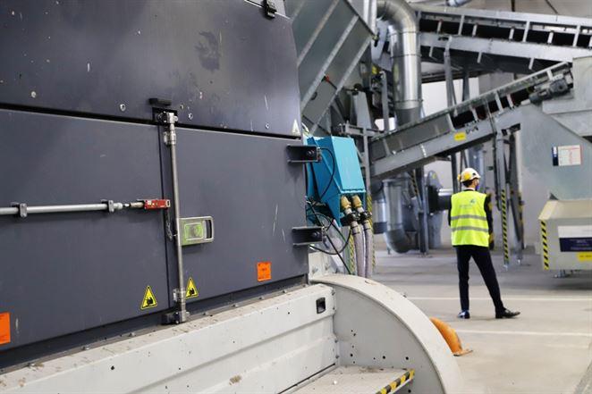 Ecorec v Pezinku spustil novú linku na tuhé alternatívne palivá
