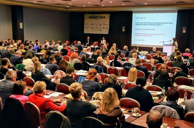 Pozvánka na konferenciu: ODPADY 2020 - aktualizovaná