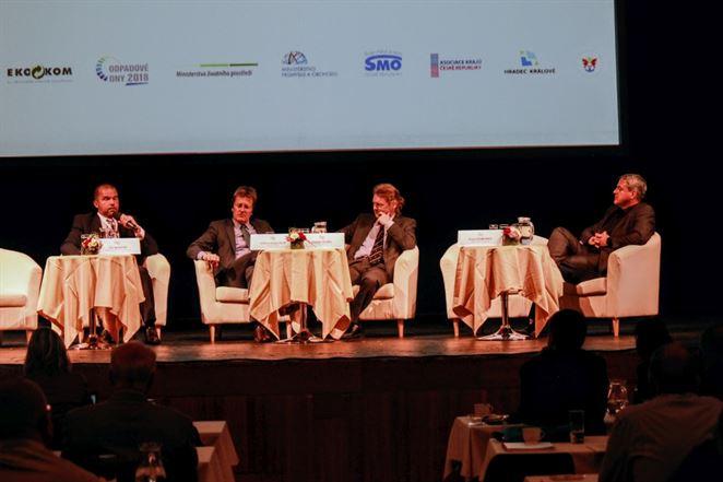 Z diskusie: Česko neplánuje spoplatňovať energetické využitie odpadov