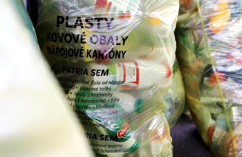 Recyklačné ciele, ktoré štát preniesol na výrobcov, sa darí plniť, ukázali dokumenty MŽP SR