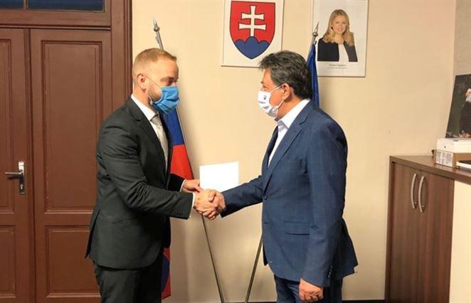 Slovenská inšpekcia životného prostredia má nového generálneho riaditeľa