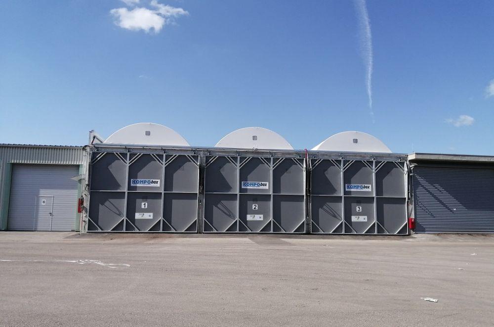 Inteligentné zariadenia pomôžu vyriešiť chýbajúce kapacity na spracovanie bioodpadu