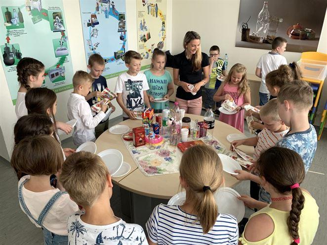 Centrum environmentálnej výchovy spoločnosti KOSIT navštívilo viac ako 5 500 detí