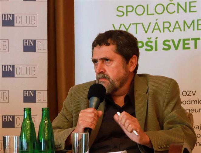 Ľ. Augustín: Predstava, že všetok odpad končí na skládke, nie je reálna