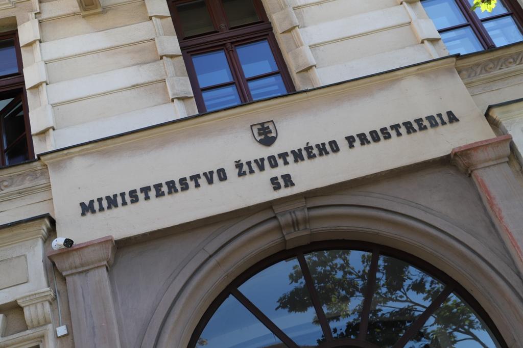 Ministerstvo životného prostredia