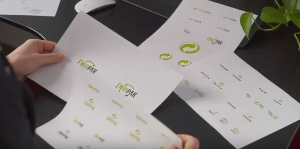 ENVI - PAK oslavuje dospelosť. Na narodeniny si daroval nové logo