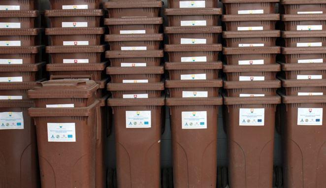 OLO spustí odvoz bioodpadu z hnedých zberných nádob 1. marca