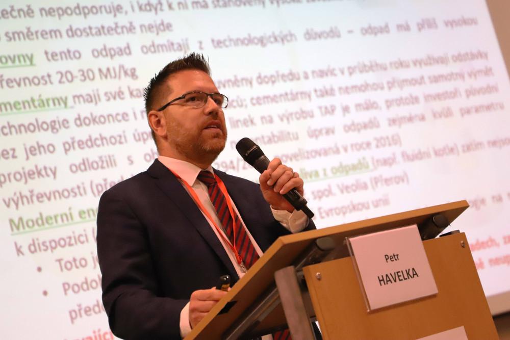 Petr Havelka: Keby tu boli ZEVO na upravený odpad, problém s výmetmi by zmizol