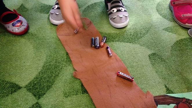 Deti z materských škôl vyzbierali za tri roky viac ako 30 ton použitých batérií