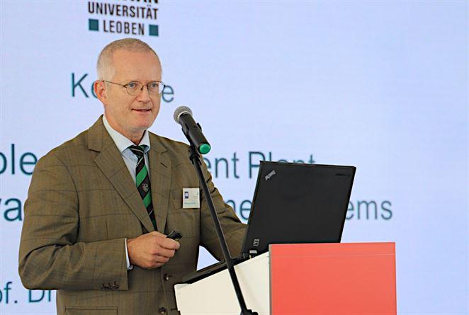 R. Pomberger: Viac recyklácie znamená viac zariadení na energetické zhodnotenie odpadu