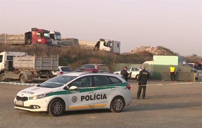 Polícia zadržala ďalšieho podnikateľa s odpadmi