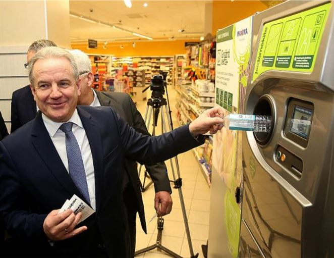 Zálohovanie v Litve prinieslo zlepšenie, tvrdí MŽP