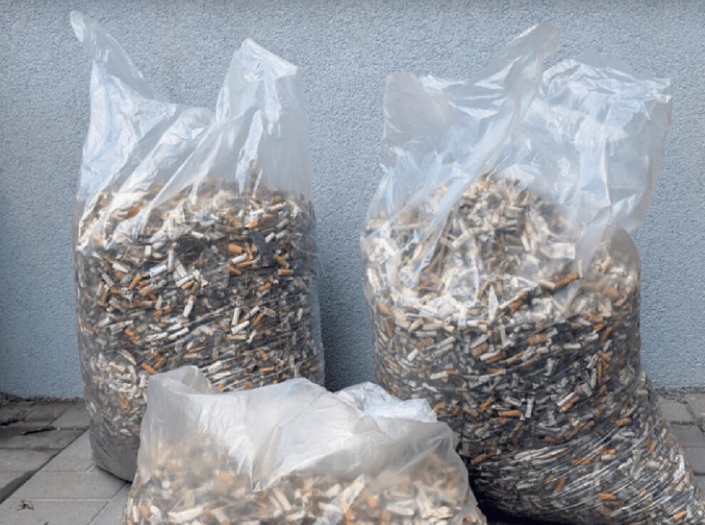 Žiar nad Hronom plánuje zhodnocovať cigaretové ohorky, stanú sa druhotnou surovinou