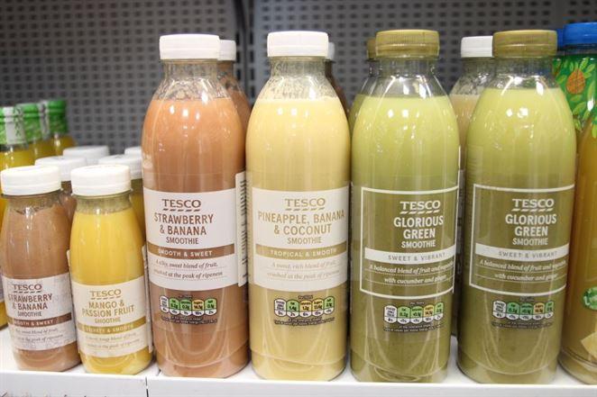 Tesco pokračuje v práci na zmene obalov produktov vlastnej značky