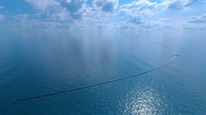 Textilná bariéra pomôže zmenšiť ostrov z plastov v Tichom oceáne
