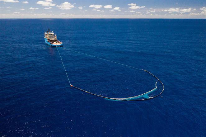 Start-up The Ocean Cleanup priniesol prvé výsledky