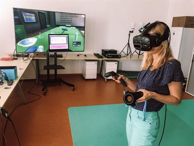 Nová hra o triedení odpadu vo virtuálnej realite