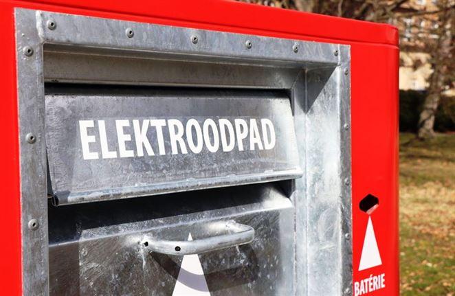 V Bratislave pribudli smart kontajnery na elektroodopady. Kontajnery sú prístupné nonstop