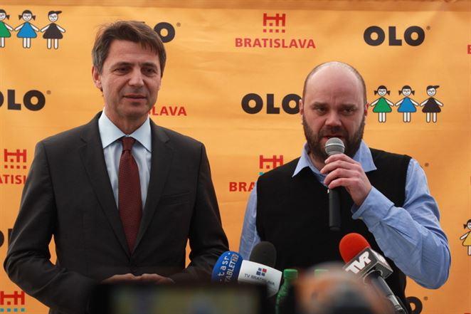Polopodzemné kontajnery už aj v Bratislave. OLO predstavila novinky