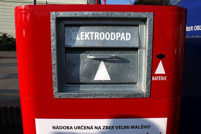 ASEKOL SK prekonal hranicu 6 miliónov kilogramov vyzbieraného elektroodpadu