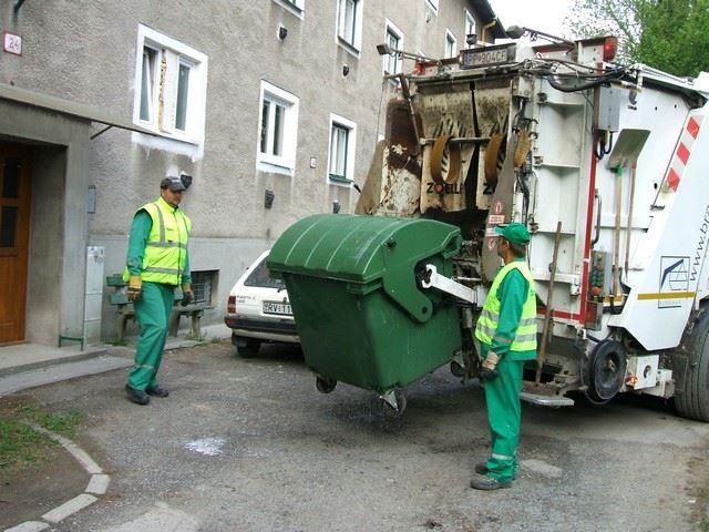 Na odpady pôjde najviac peňazí pre málo rozvinuté regióny