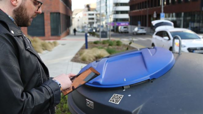 Sensoneo predstavuje nástroje na čipovanie kontajnerov
