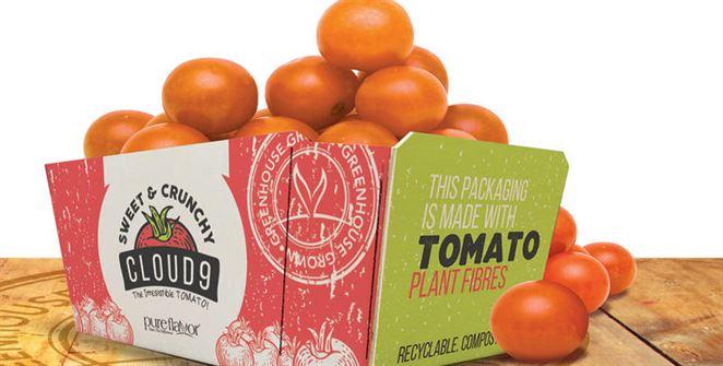 Výrobca obalov z tvrdej lepenky využíva rajčinové vlákna