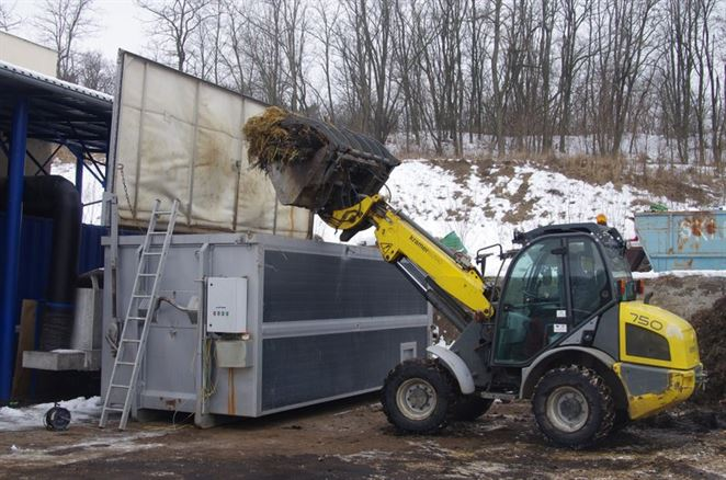 Hygienizačný kontajner CSC je inovatívne riešenie pre kuchynské odpady