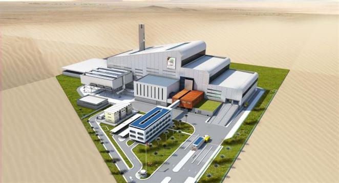 Obrovská spaľovňa odpadu vyrastie v Dubaji
